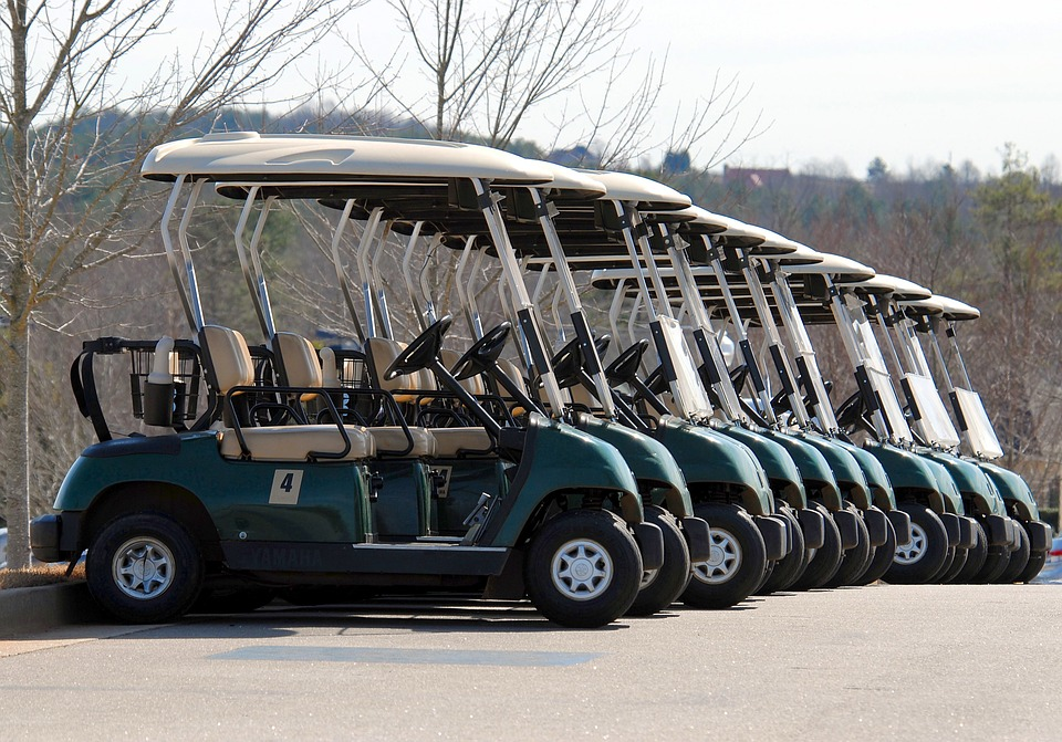 4 Big Mistakes New Golf Cart Owners Should Watch Out For