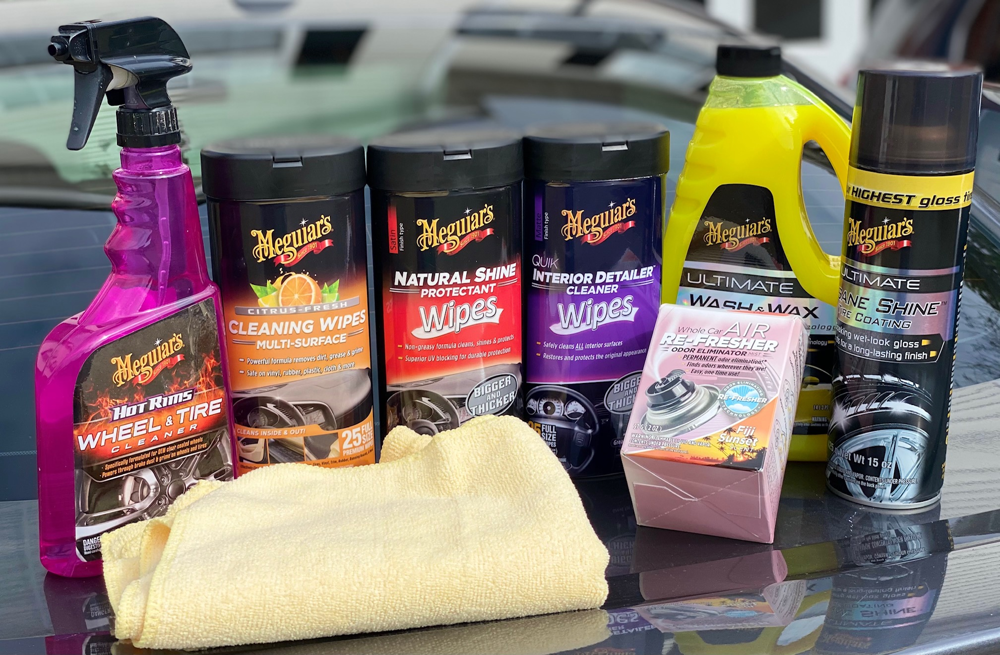 Win Some Great Products from Meguiar's Giveaway