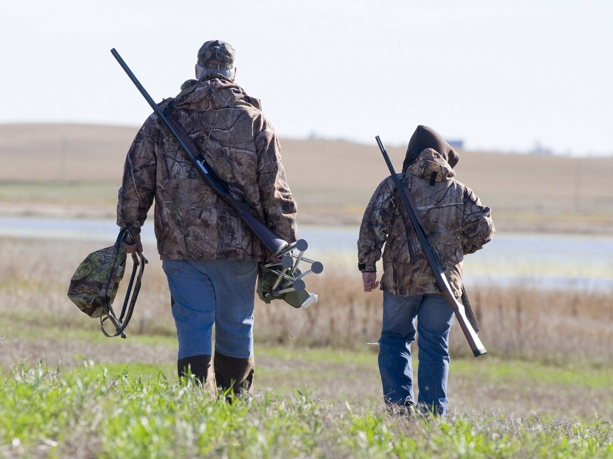 7 Ways to Manage Firearms When Hunting With Kids