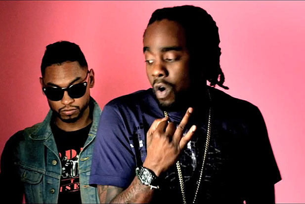 Lotus Flower Bomb from Wale Featuring Miguel