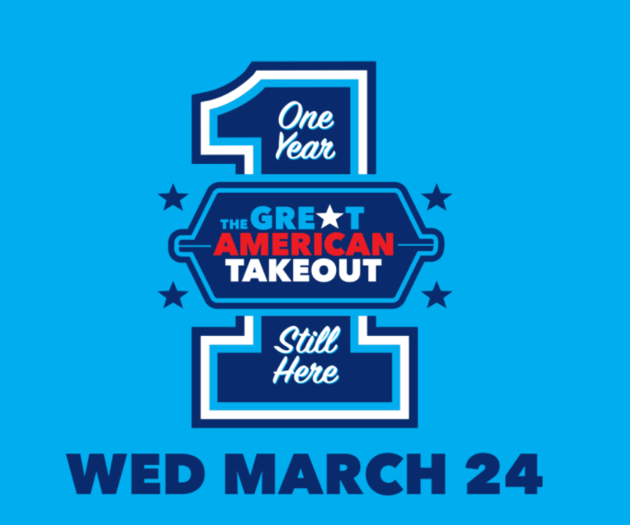 Mellow Mushroom Joins the Second Great American Takeout March 24