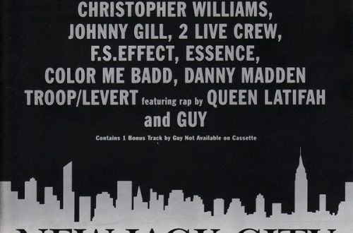 New Jack City Soundtrack Turns 30 Years Old Today