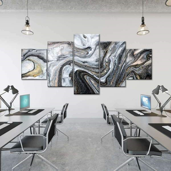 Great Wall Art Ideas to Revamp Your Workspace