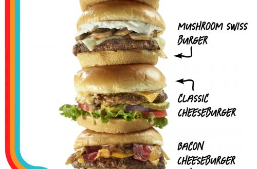 Virtual Brand the Burger Experience Revamps Menu