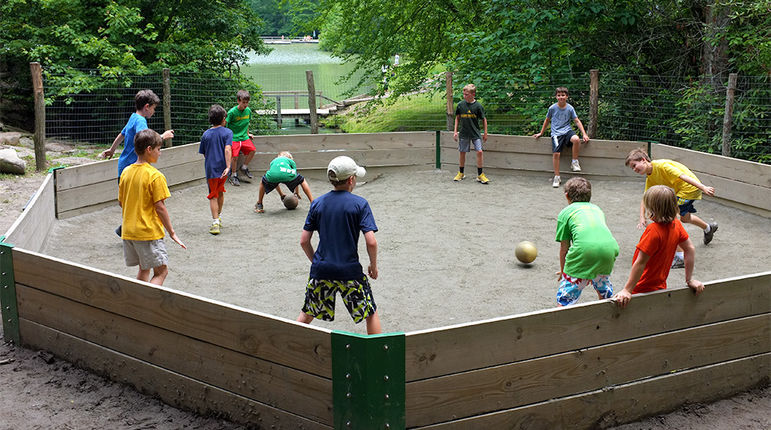 The Fascinating History Behind Gaga Ball