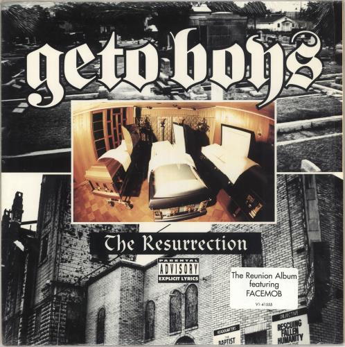 The Resurrection from the Geto Boys Turns 25 Years Old