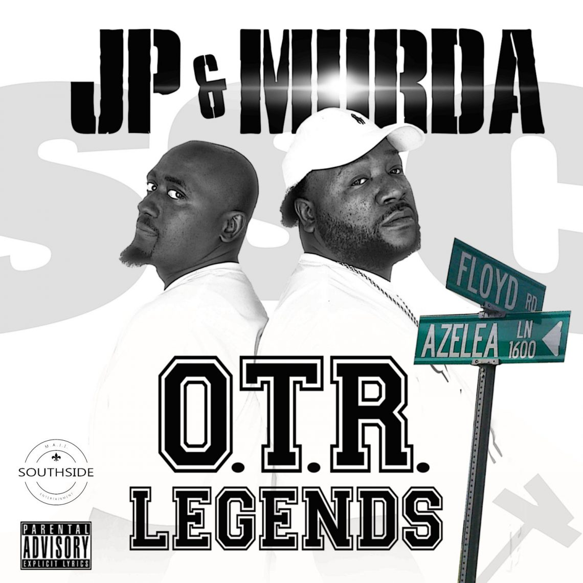 Listen and Stream O.T.R Legends by JP & Murda
