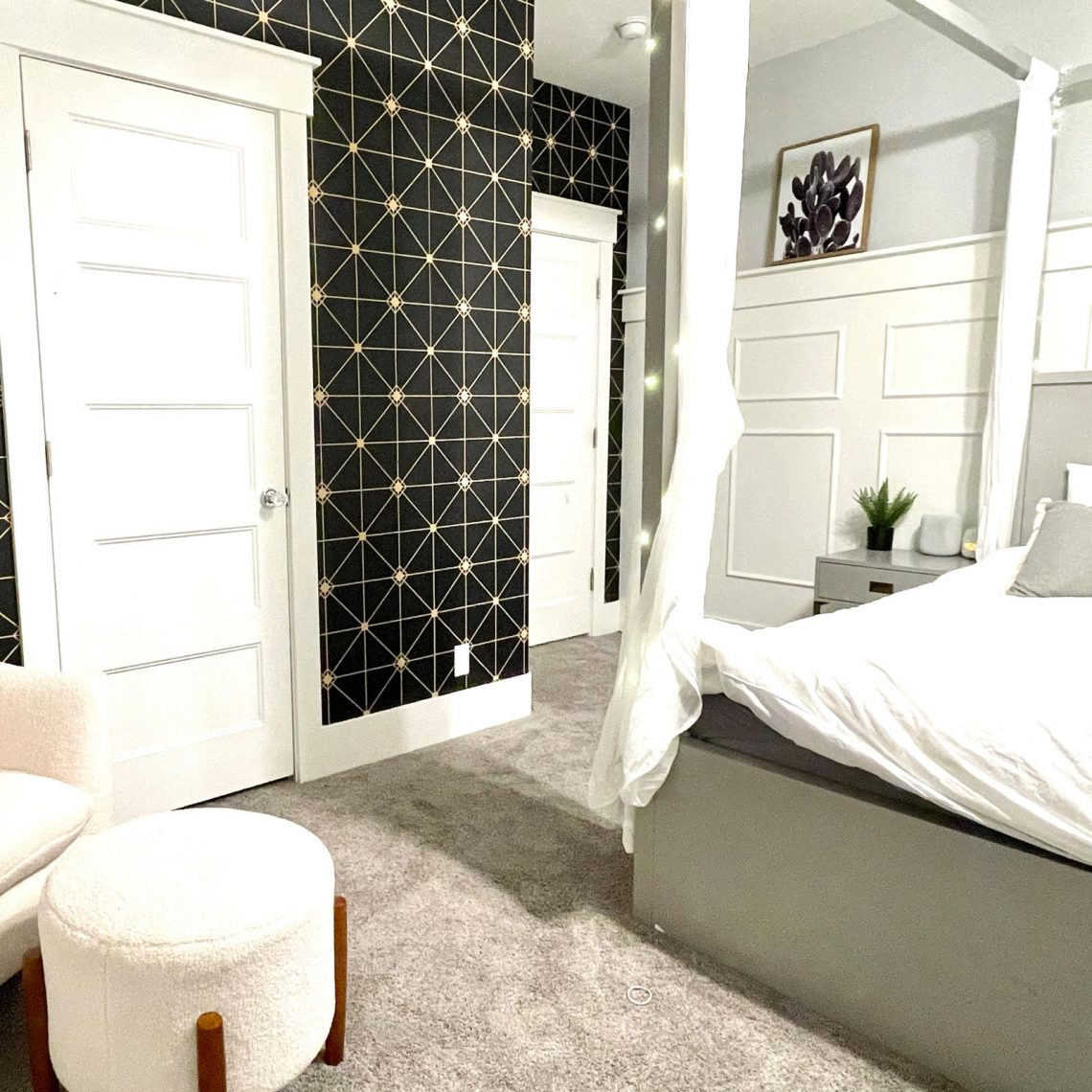 See Why Wallpaper Isn't Just For the Ladies