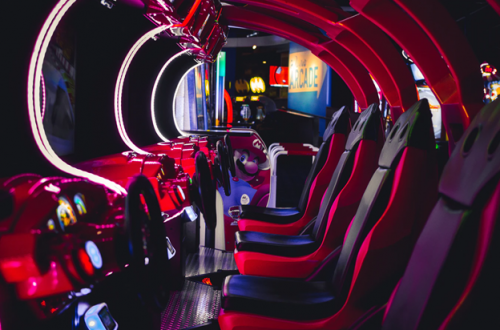Arcades Are Still One of the Best Hangout Spots With Your Family