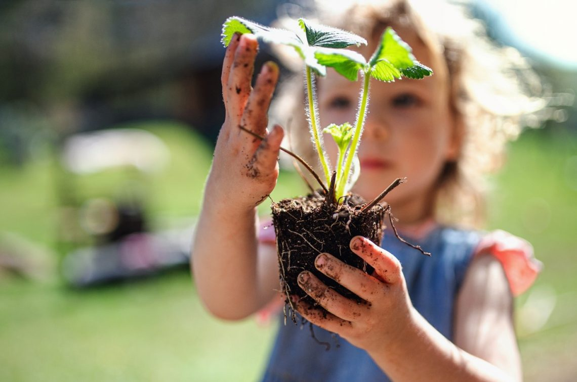 How to Get Your Kids Involved in Gardening