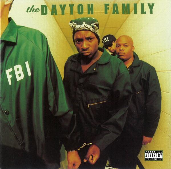 Dayton Family FBI for Throwback Thursday