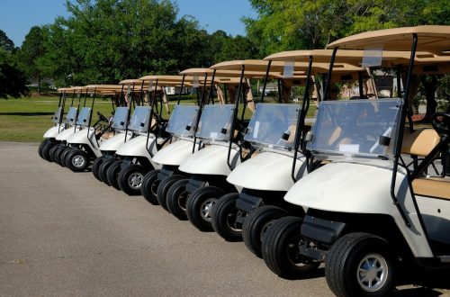 3 Things to Look for When Buying a Used Golf Cart