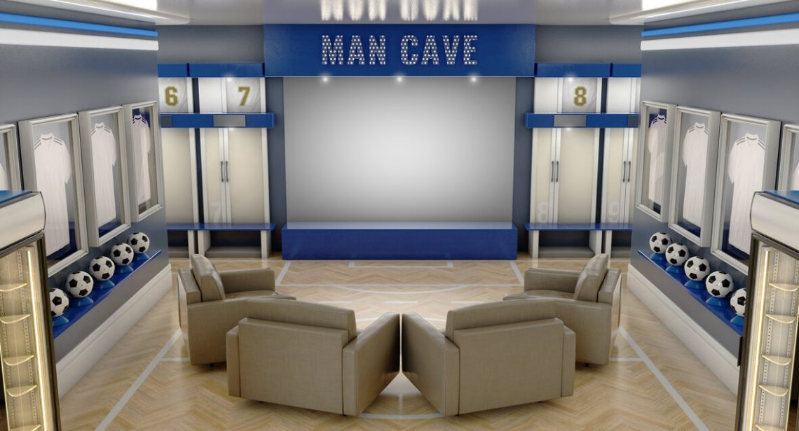 5 Reasons Every Dad Needs a Man Cave