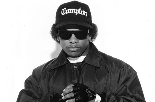 We Want Eazy by Eazy E for Throwback Thursday