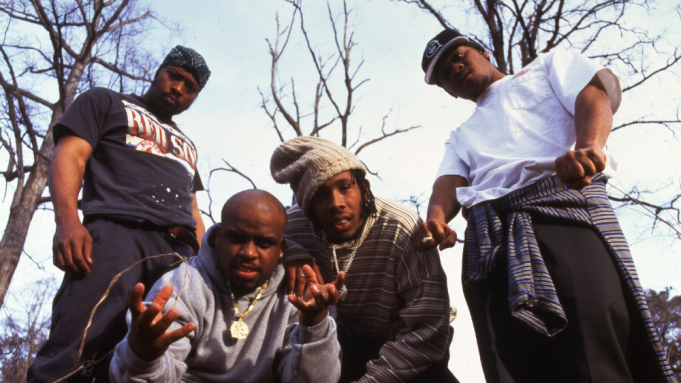 Goodie Mob Soul Food for Throwback Thursday