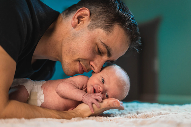 What Does The Postpartum Period Mean For The Physicality Of Fathers
